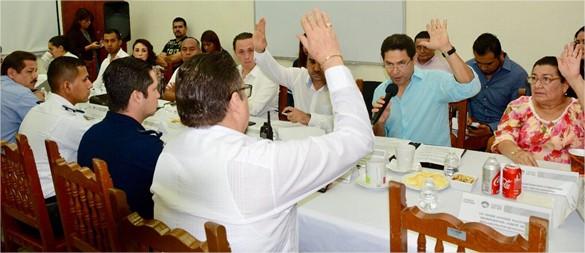 EXIGIMOS REDUCIR CORRUPCIÓN EN TRÁNSITO: GREG SÁNCHEZ.