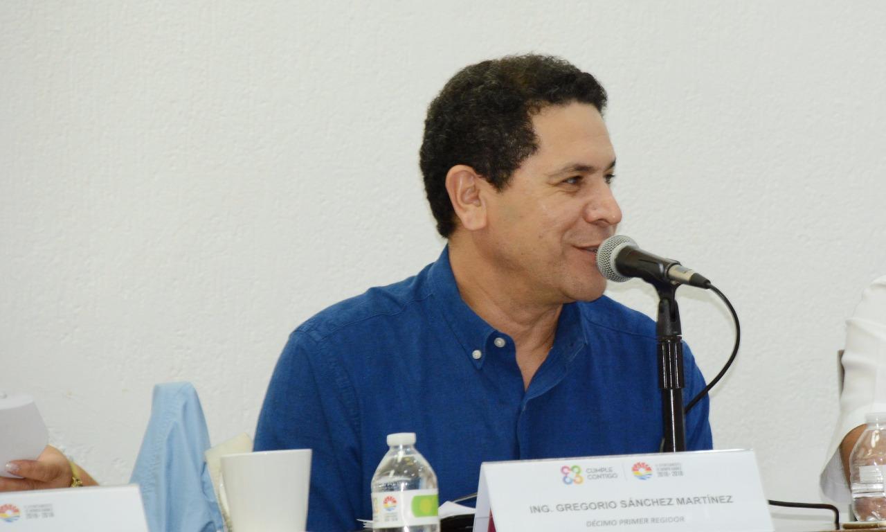 PRESENTA GREG SÁNCHEZ 2 NUEVAS INICIATIVAS ANTE EL CABILDO.