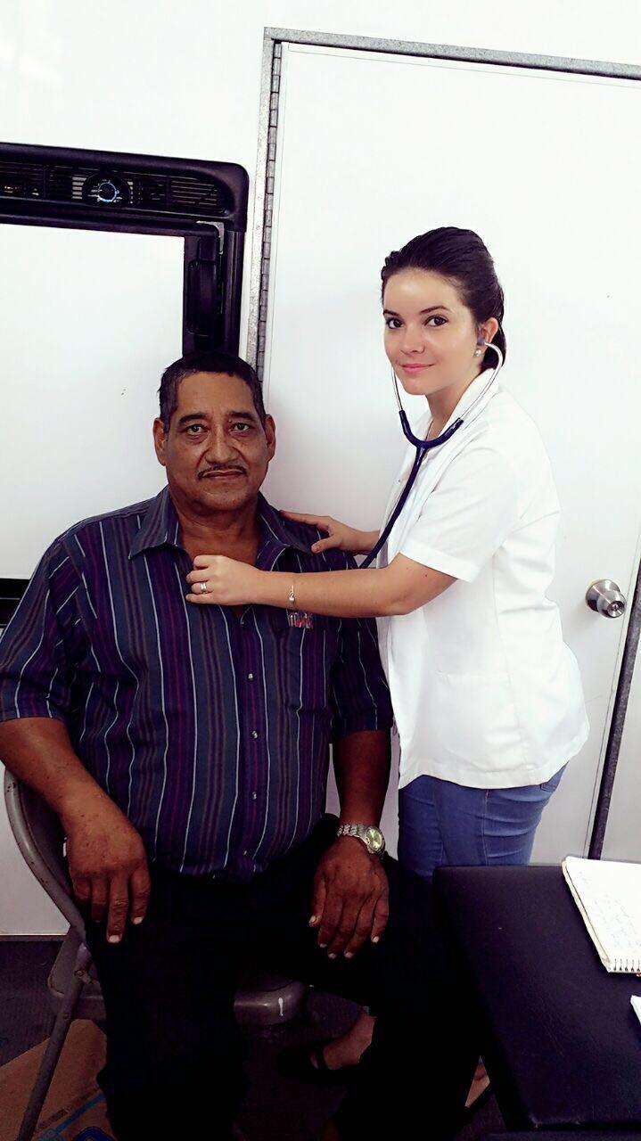 ASISTENCIA MÉDICA DEL PES EN BACALAR, ATIENDE A MÁS DE 1000 PERSONAS.