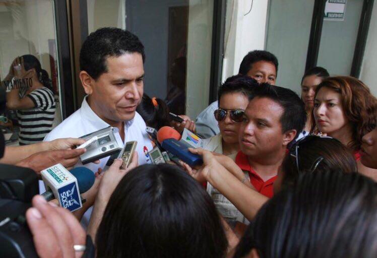 """ENCUENTRO SOCIAL, """"HECHOS, NO PALABRAS"""": GREG SÁNCHEZ"""