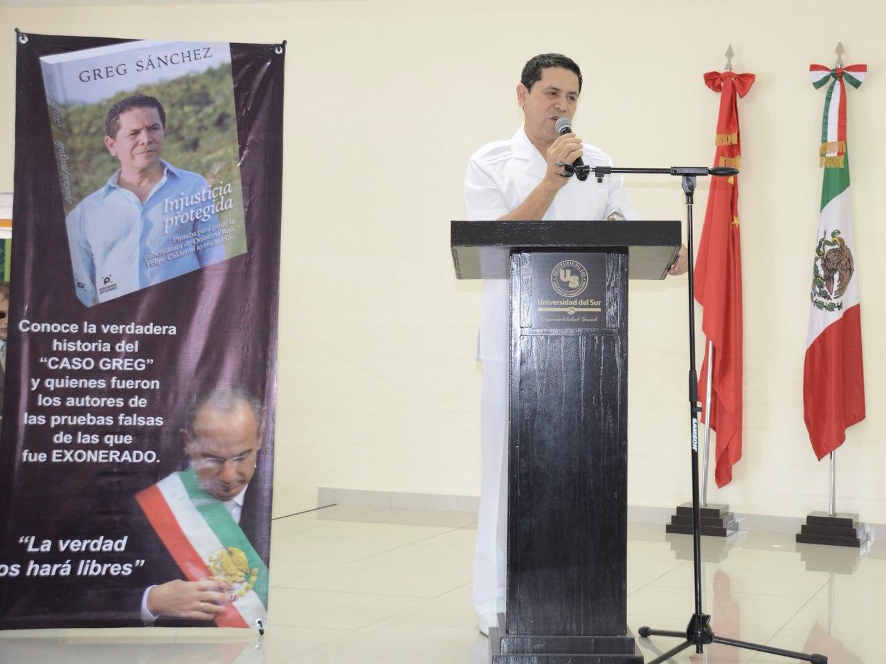 EL CASO DE GREG ES UNO ENTRE MILLONES DE INJUSTICIAS PROTEGIDAS DESDE EL PUTREFACTO SISTEMA POLÍTICO MEXICANO: JAVIER SICILIA