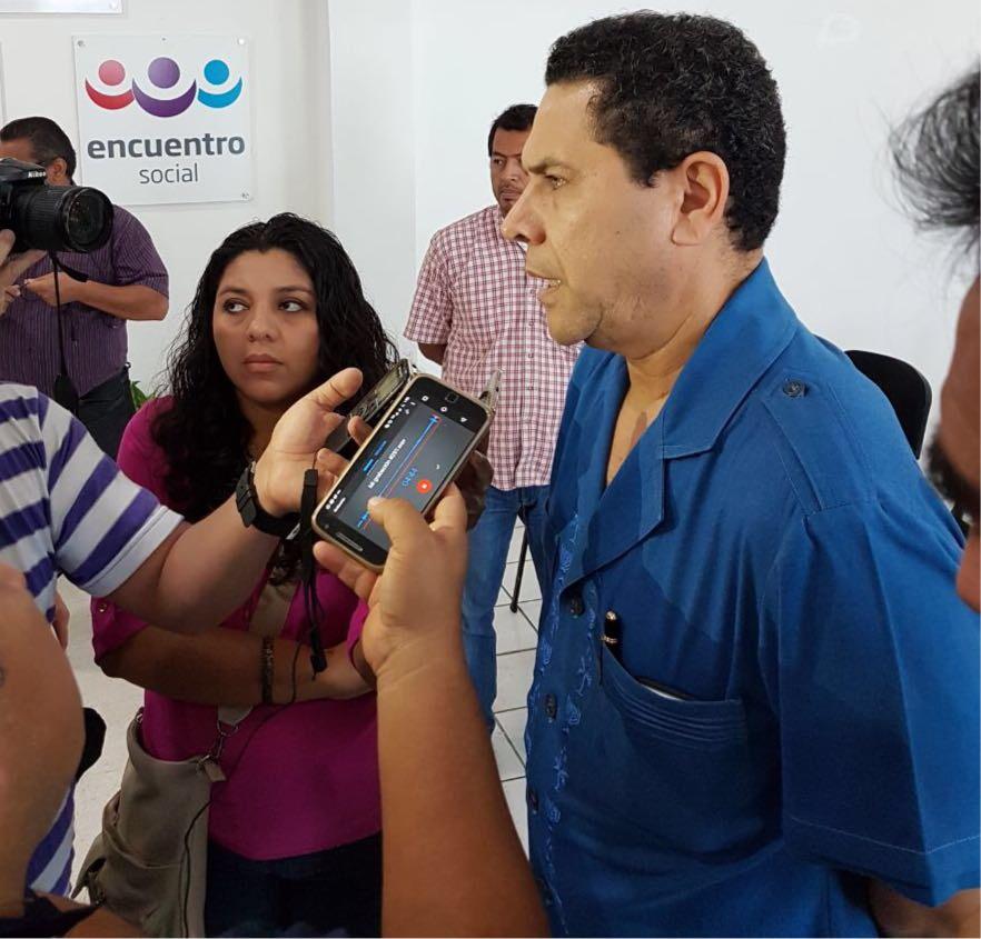 """NO SOMOS UNA OPCIÓN MÁS EN LA BOLETA: SOMOS LA REALIDAD DEL CAMBIO"""", SOSTIENE GREG SÁNCHEZ EN INICIO OFICIAL DEL PROCESO ELECTORAL EN QUINTANA ROO"""