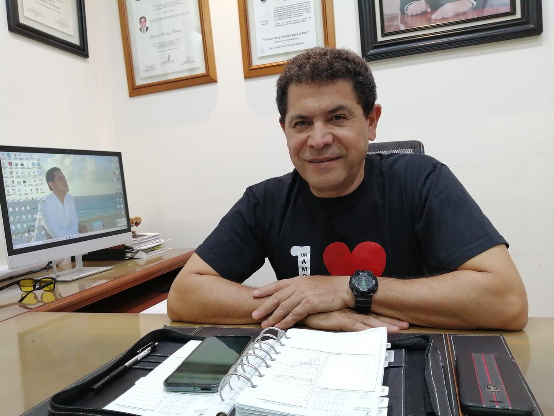 LOS CIUDADANOS ESTÁN HARTOS DE PROMESAS: GREG SÁNCHEZ