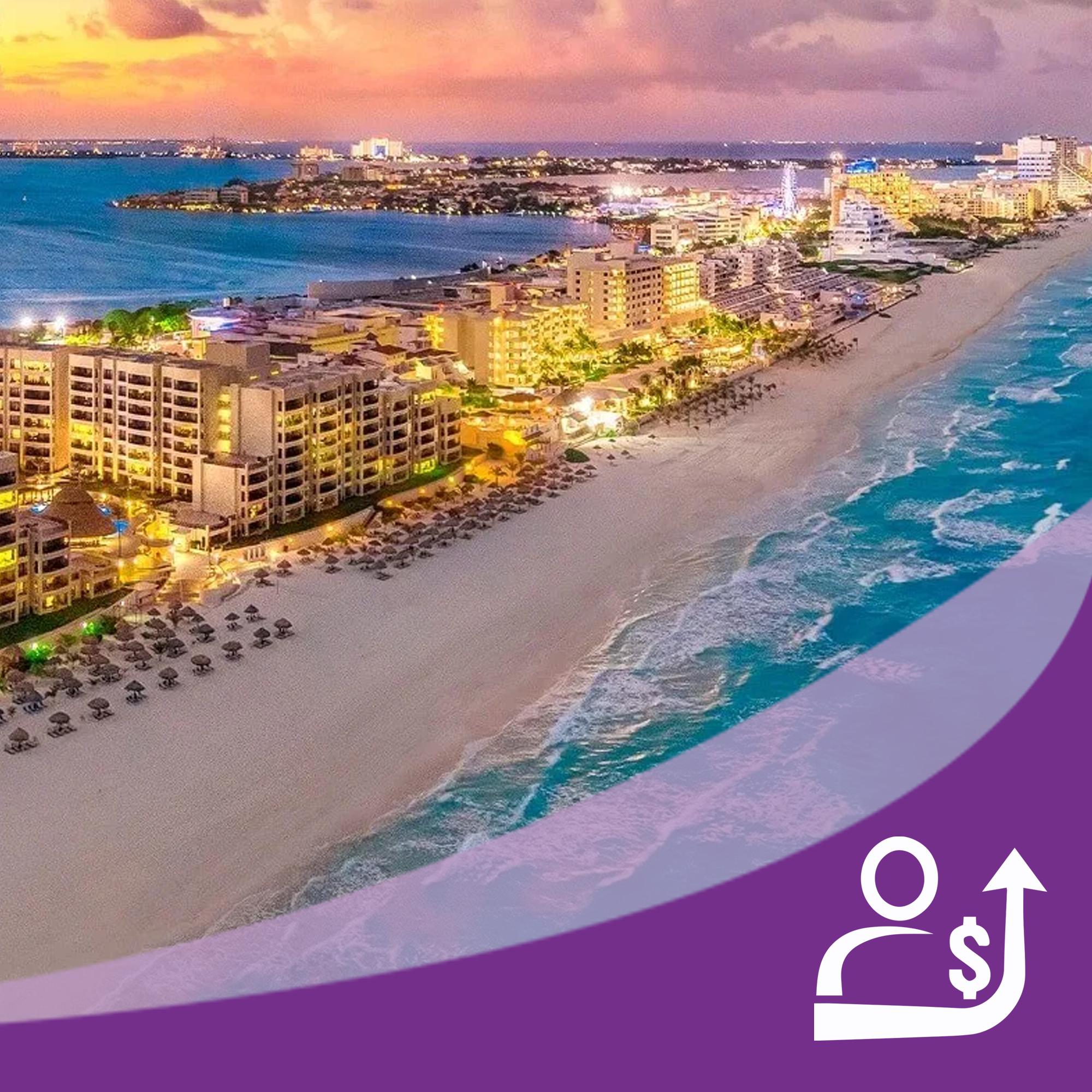 Aumentar 100% al salario mínimo en zonas turísticas.