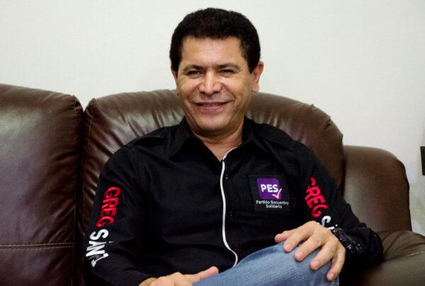 En entrevista Greg Sánchez